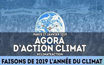Agora d'action climat