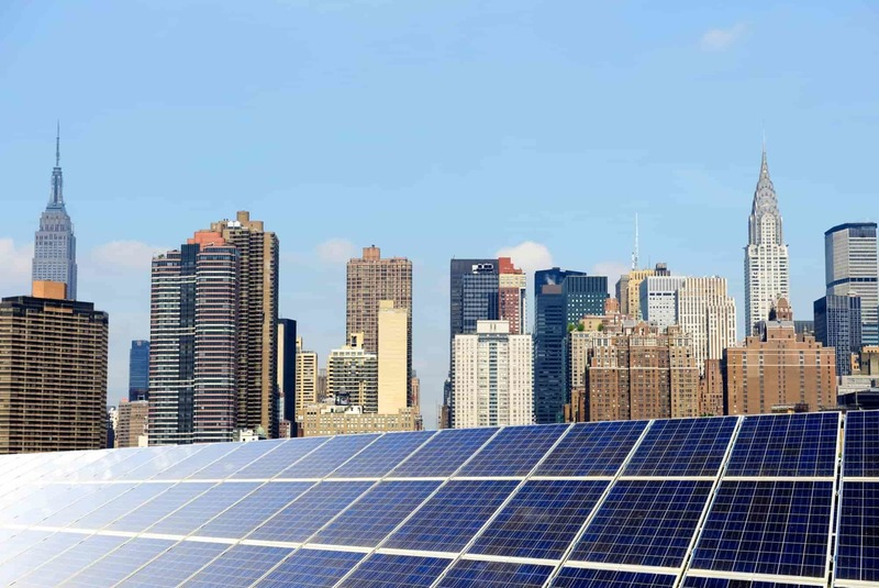 EDF Renewables Awarded Contract for a Solar Project in  New York
