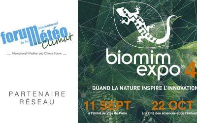 Biomim'expo, l'événement annuel du biomimétisme et des innovations inspirées du vivant