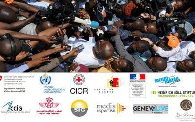 Journées des médias et du journalisme en Afrique, spécial changement climatique