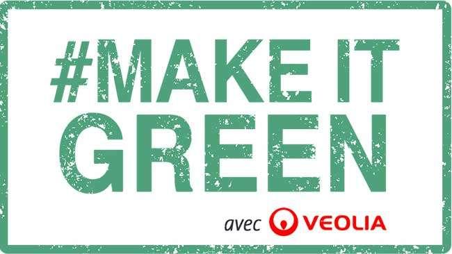 """Veolia et Ulule lancent l'appel à projets """"Make It Green"""" #Biodiverité #ChangementClimatique #EconomieCirculaire"""