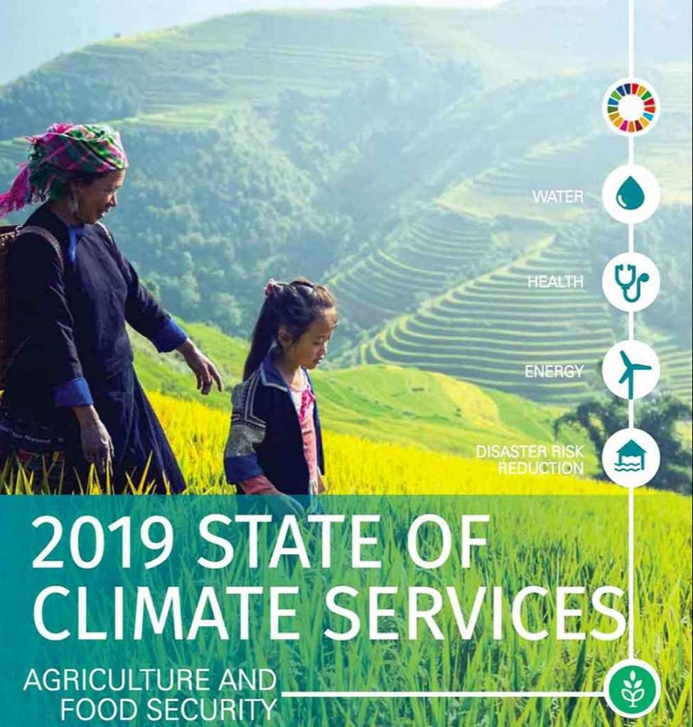 State of climate Services