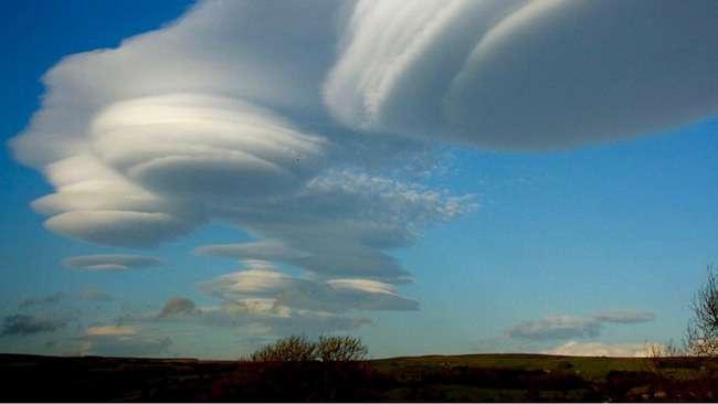 l'OMM nous présente le nouveau Atlas international des nuages !