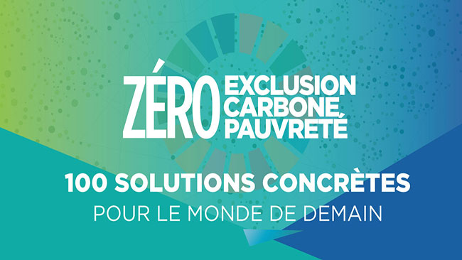 3Zéro : 100 solutions pour le monde de demain