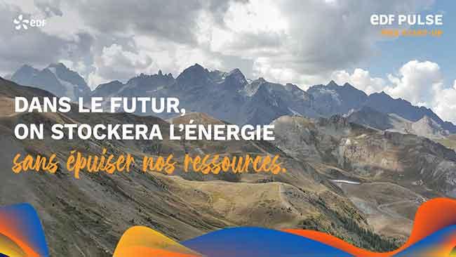 Start-up innovante, candidatez aux Prix EDF Pulse 2020 !
