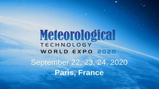 Meteorological Technology World Expo reported in 2021