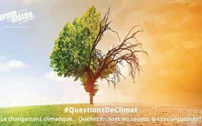 Causes et conséquences du changement climatique ?