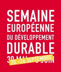 semaine européene du développement durable
