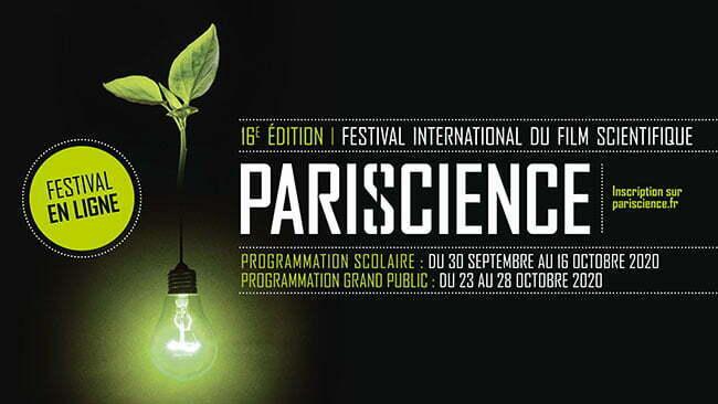 PARISCIENCE, une 16ème édition en ligne !