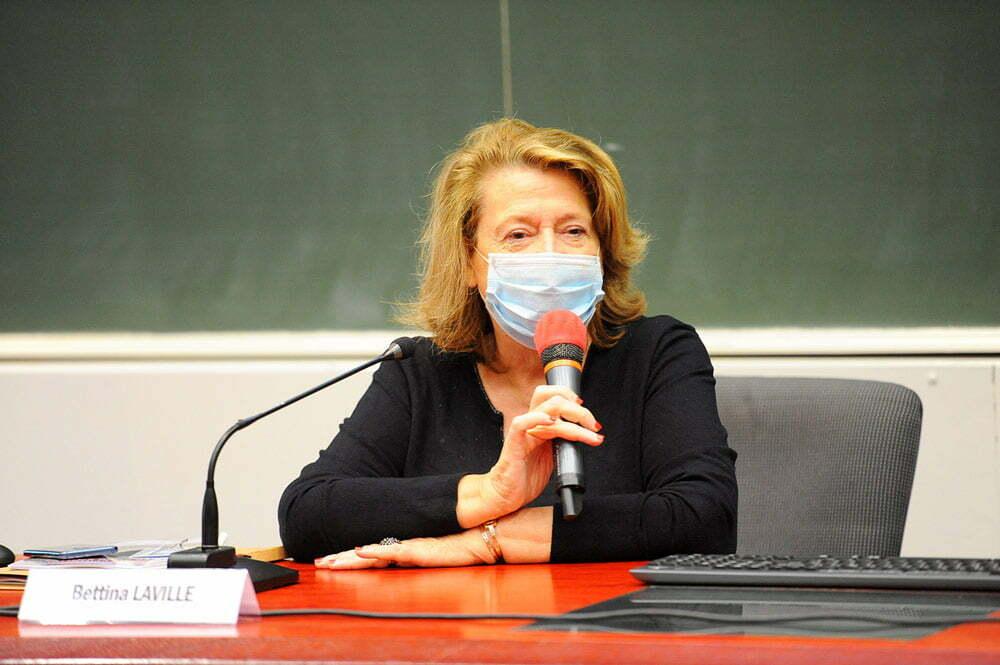 Bettina LAVILLE